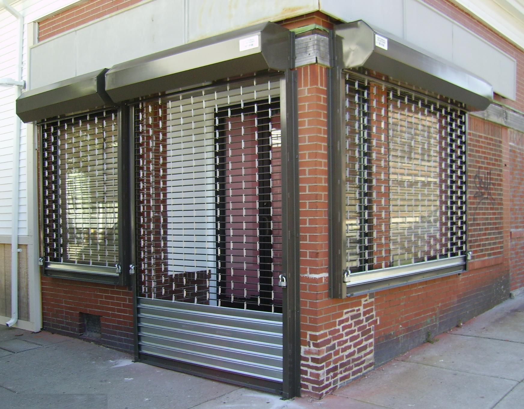 STOREFRONT GATE REPAIR NYC,MANHATTAN BRONX NEW YORK